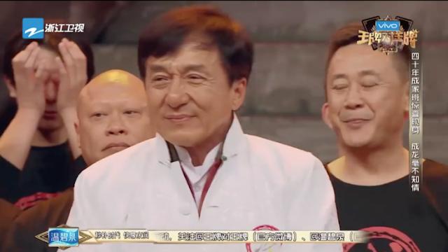 El video más conmovedor de Jackie Chan, hasta las lágrimas