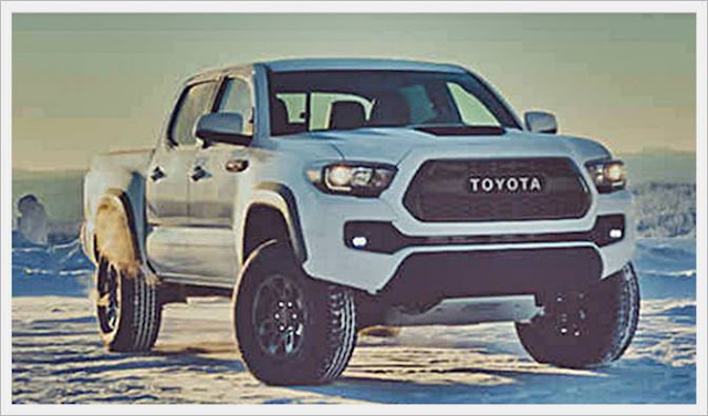 2017 Toyota Tacoma TRD Pro  Update Release