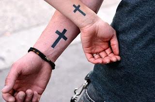tatuaje cruz 7