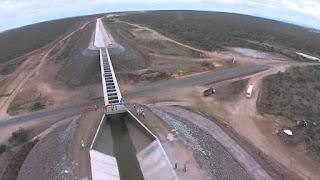Governo Federal prioriza Pernambuco e Ceará na Transposição