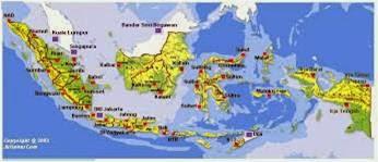 Batas daerah hujan indonesia barat dan timur. Lentera Geosfer Indonesia Angin Muson Di Indonesia