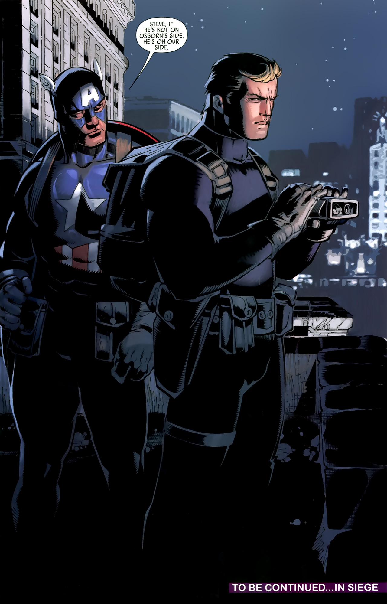 Read online Dark Avengers (2009) comic -  Issue # _Annual 1 - 28