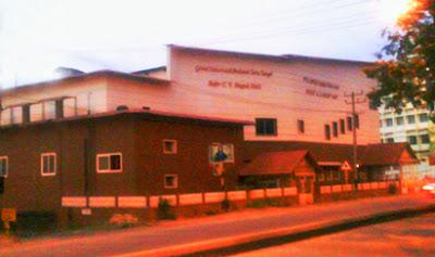 C V Nayak Hall Kadri road Bunts hostel