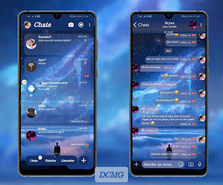 Landscape Theme For Fouad WhatsApp & YOWhatsApp By DCMG