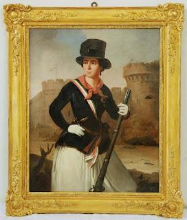 luigia battistotti sassi cinque giornate milano 1848