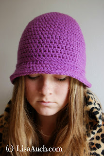 Free crochet hat Patterns-Womans Hat Crochet pattern