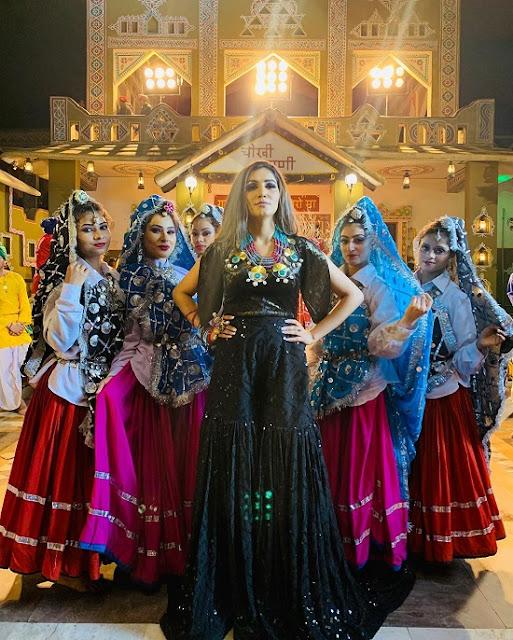 Photoshoot Sapna Choudhari