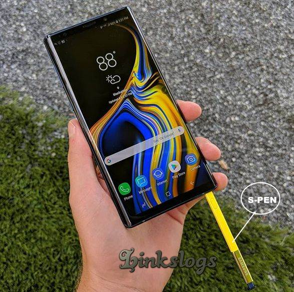 Samsung Galaxy Note9 S PEN