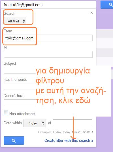 online dating 2ο παραδείγματα email