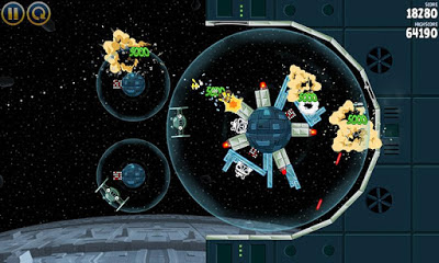 Game Angry Birds Terbaru | Angry Birds Star Wars Download