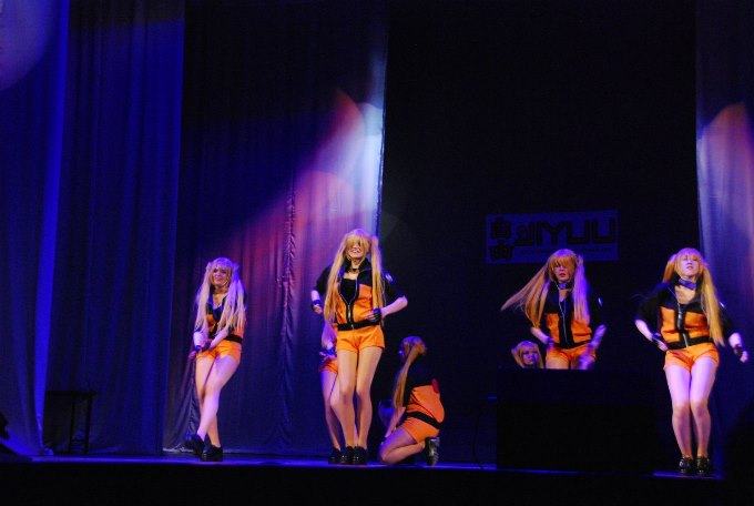 фестиваль JIYUU 2016