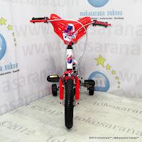 Sepeda Anak Erminio 2303 BMX 12 Inci