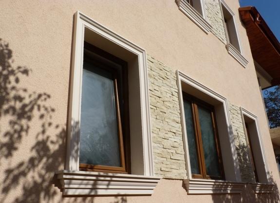 Tencuiala Decorativa Exterior Preturi.Ancadramente Profile Polistiren Firma Constructii Bucuresti