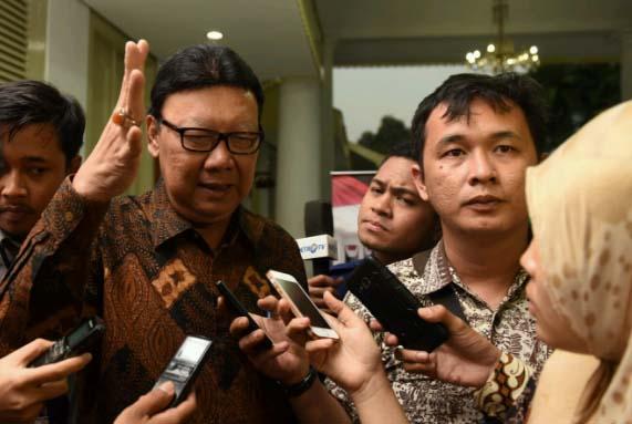 Melecehkan Lambang Negara, Tjahjo Siap Lawan Penghina Presiden Jokowi