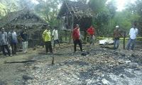 Duka Korban Musibah Kebakaran di Desa Mandala Wera