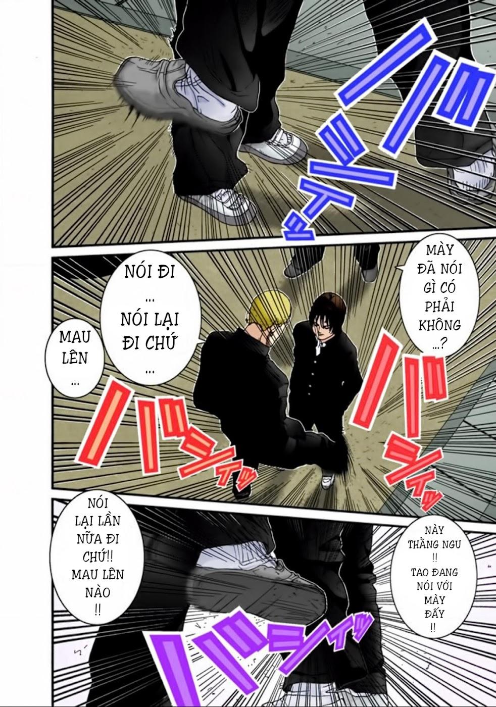 Gantz Chap 24: Sức mạnh trang 12