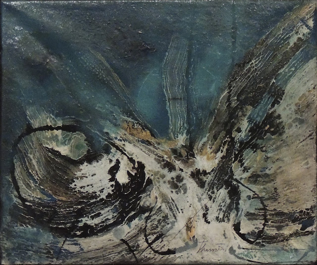 pintura Tharrats, Joan Tharrats, obra arte dibujo Tharrats