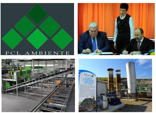 FCL Ambiente srl - the firm that sent 1140 trash containers in Macedonia?