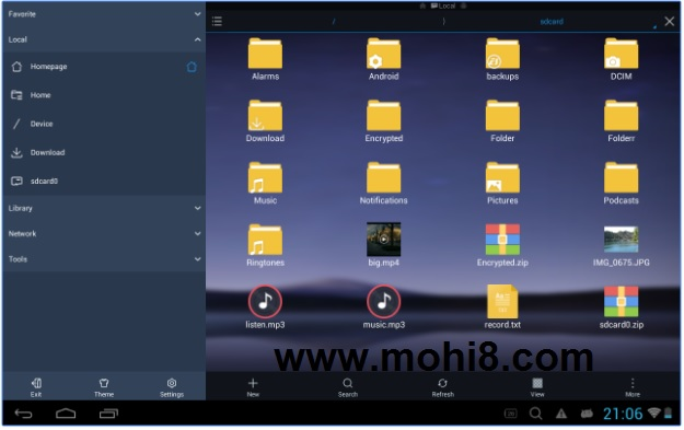 تحميل تطبيق مدير الملفات ES File Explorer Pro نسخة مدفوعة أخر إصدار للأندرويد