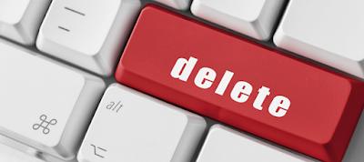 Как удалить личную информацию или право быть забытым