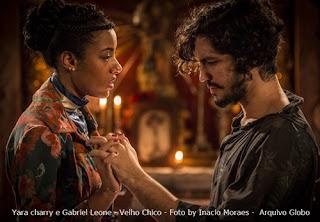 Foto Inácio Moraes - Arquivo da Globo