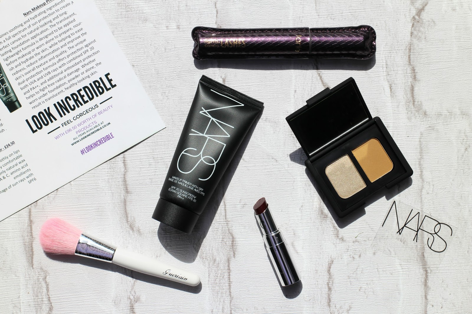 Look Incredible Deluxe Beauty Box May 2016 Review