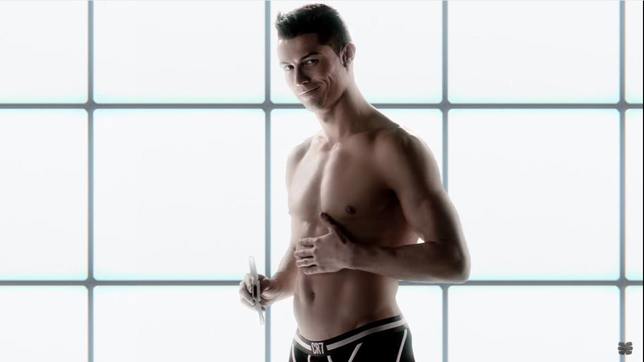 Canzone Pubblicità SIXPAD Body Revolution (con Christiano Ronaldo)