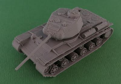 KV-85 Tank picture 3