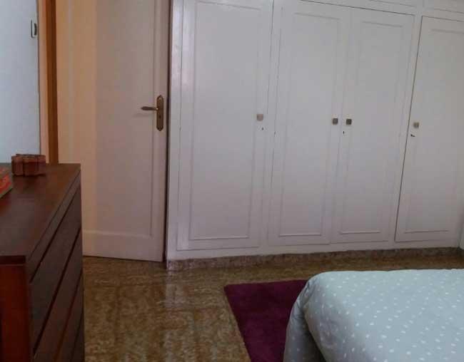 piso en venta plaza clave castellon habitacion1