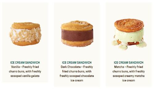 La Lola Churreria Products | Ice Cream Sandwiches