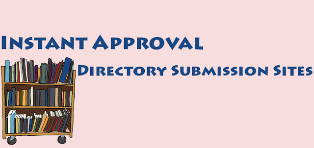Instant Approval Directory Site Lists