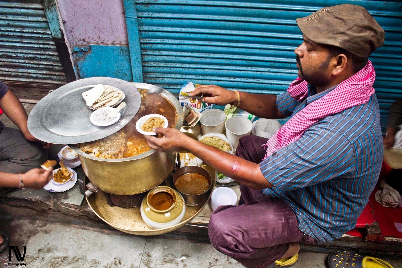 Lotan ke Chhole Kulche