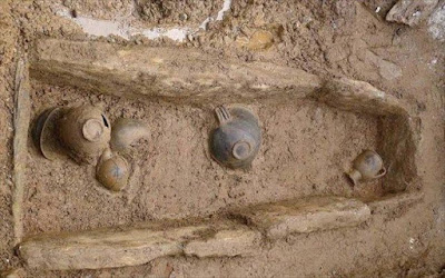 H Αρχόντισσα του 8ου αι. π.Χ. από το Ίππειος της Λέσβου