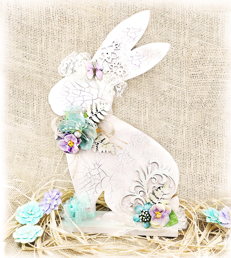 Easter Bunny Home Decor