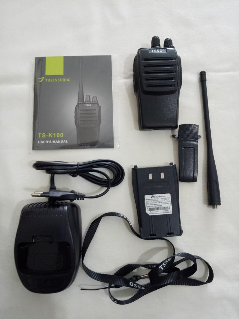 Distributor Ht Baofeng Dual Band Earphone Cina Tssd K100 Vhf Mirip 888s Jual