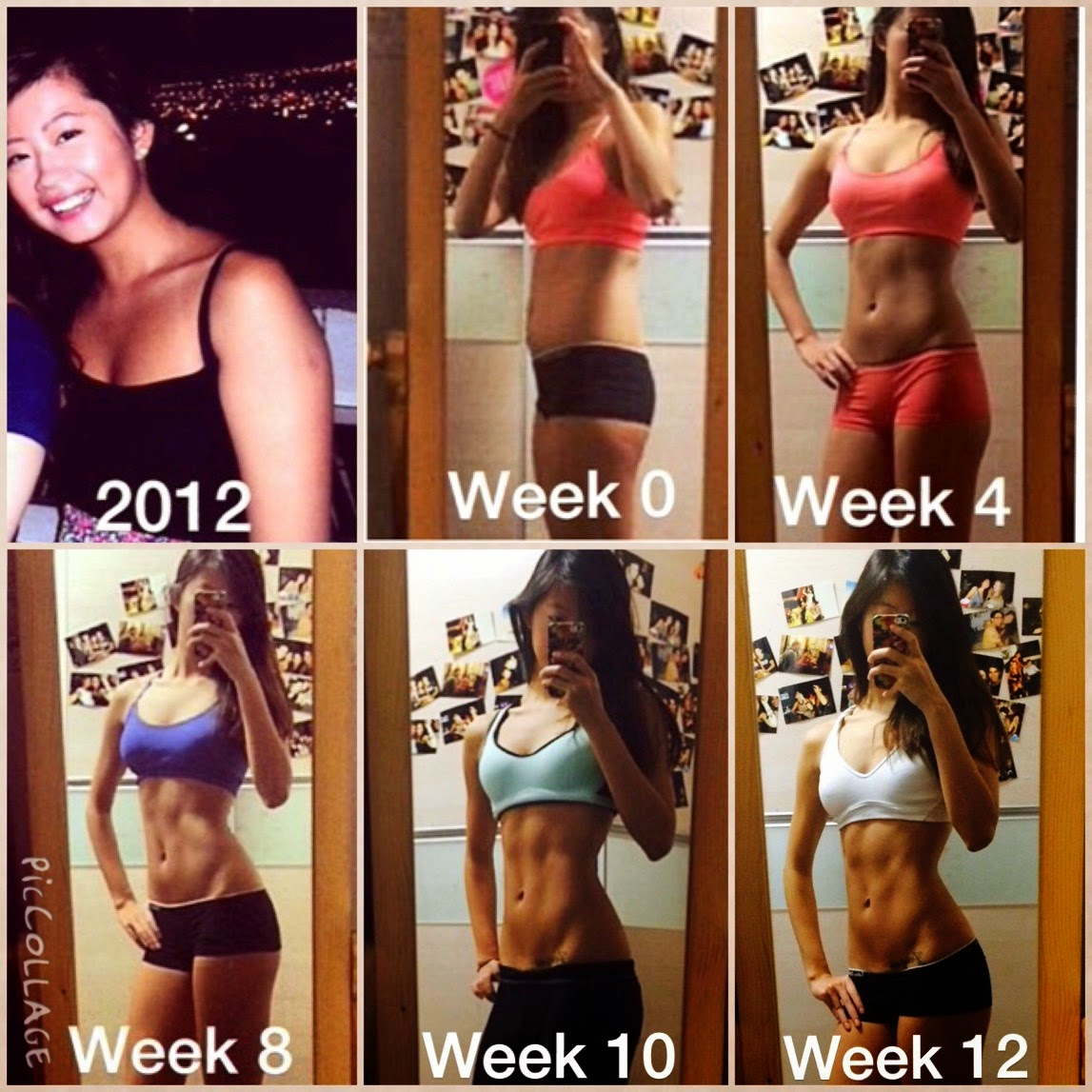 Kayla Itsines Guide Fitness Transformation Photo