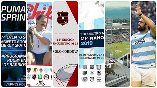 Así será la semana de Los Pumas en Salta #PumasEnSalta #RugbyChampionship