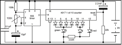 Traffic Light Control Using 555 Timer and CD4017. - BOOKS ...
