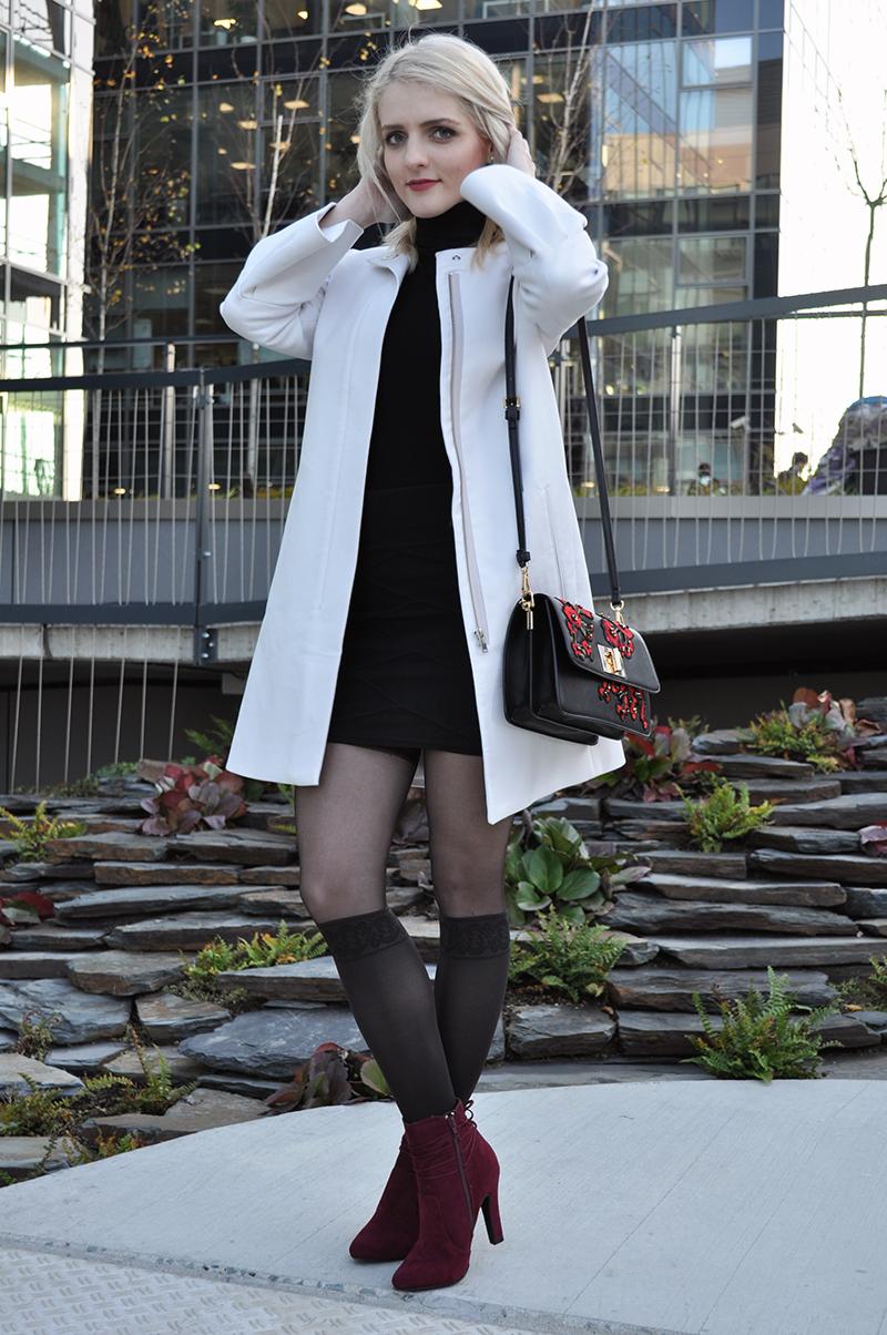 dámske dlhé kabát