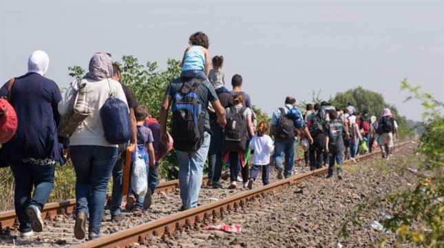 eu länder antal flyktingar