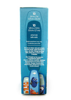 finding dory band-aids