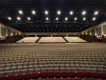 Peabody Auditorium Seating Chart