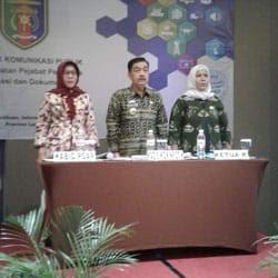 Dinas Kominfotik Provinsi Lampung Selenggarakan Bimtek Komunikasi Publik