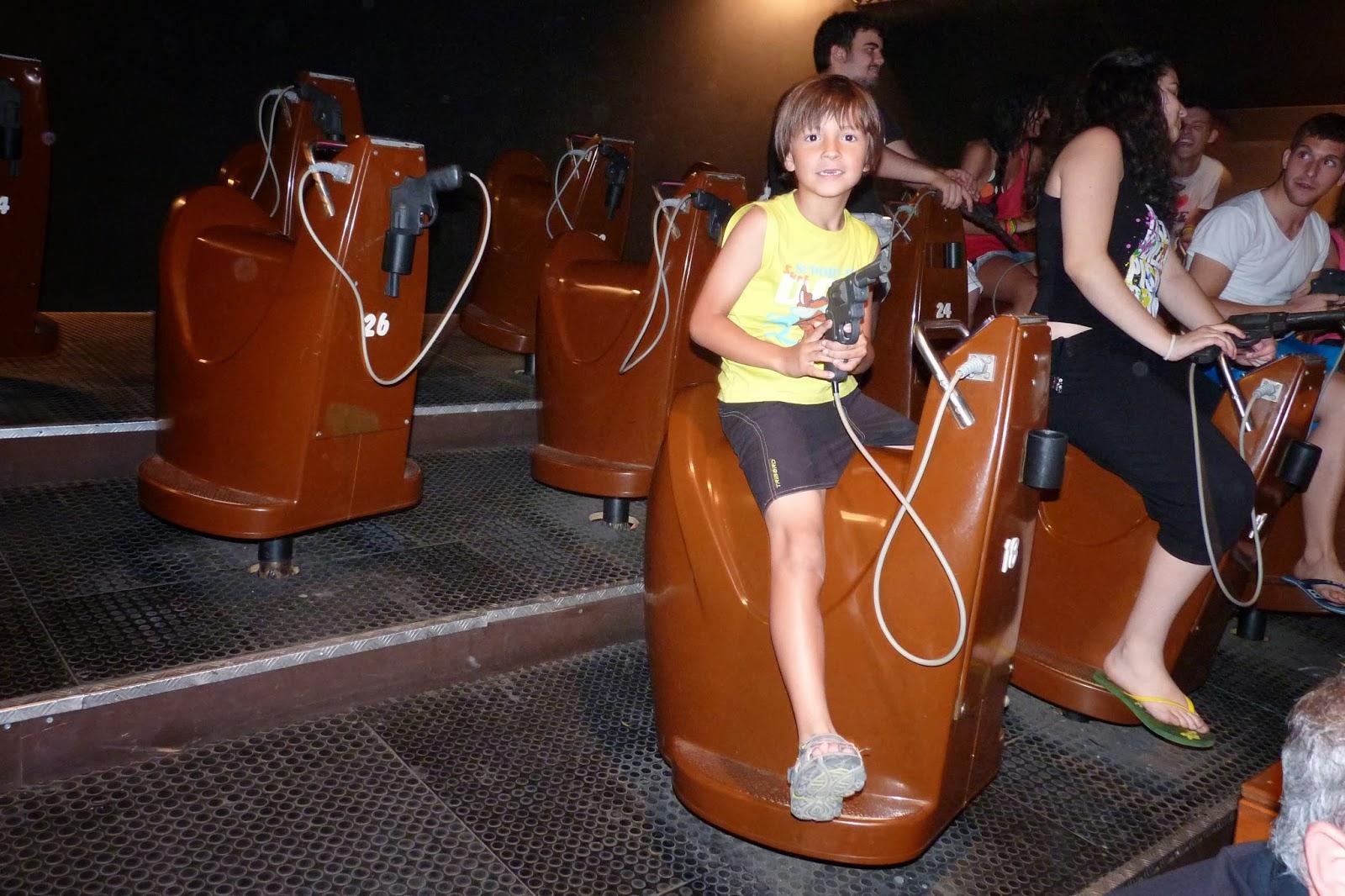 Desperado-Parque de Atracciones de Madrid.