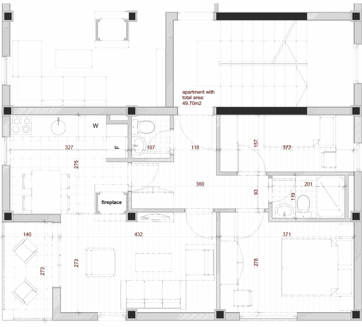 Looking For 1 Bedroom Apartment: What I Talk About When I Talk About...: Achievable New