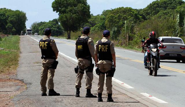 PRF registra 249 acidentes graves no feriado de carnaval com 87 mortos