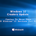 How To Get Windows 10 Creators Update ISO?