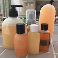 Newbie Tuesday: Making facial cleansers - feedback