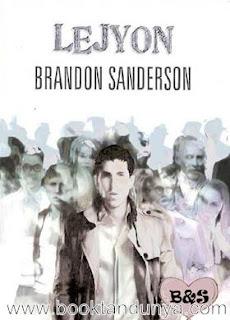 Brandon Sanderson - Lejyon
