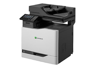 Lexmark CX820de Driver Download
